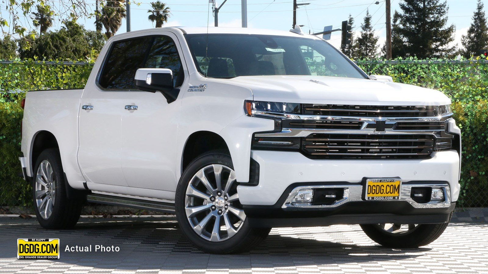 2019 Chevrolet Silverado 1500 High Country 4WD