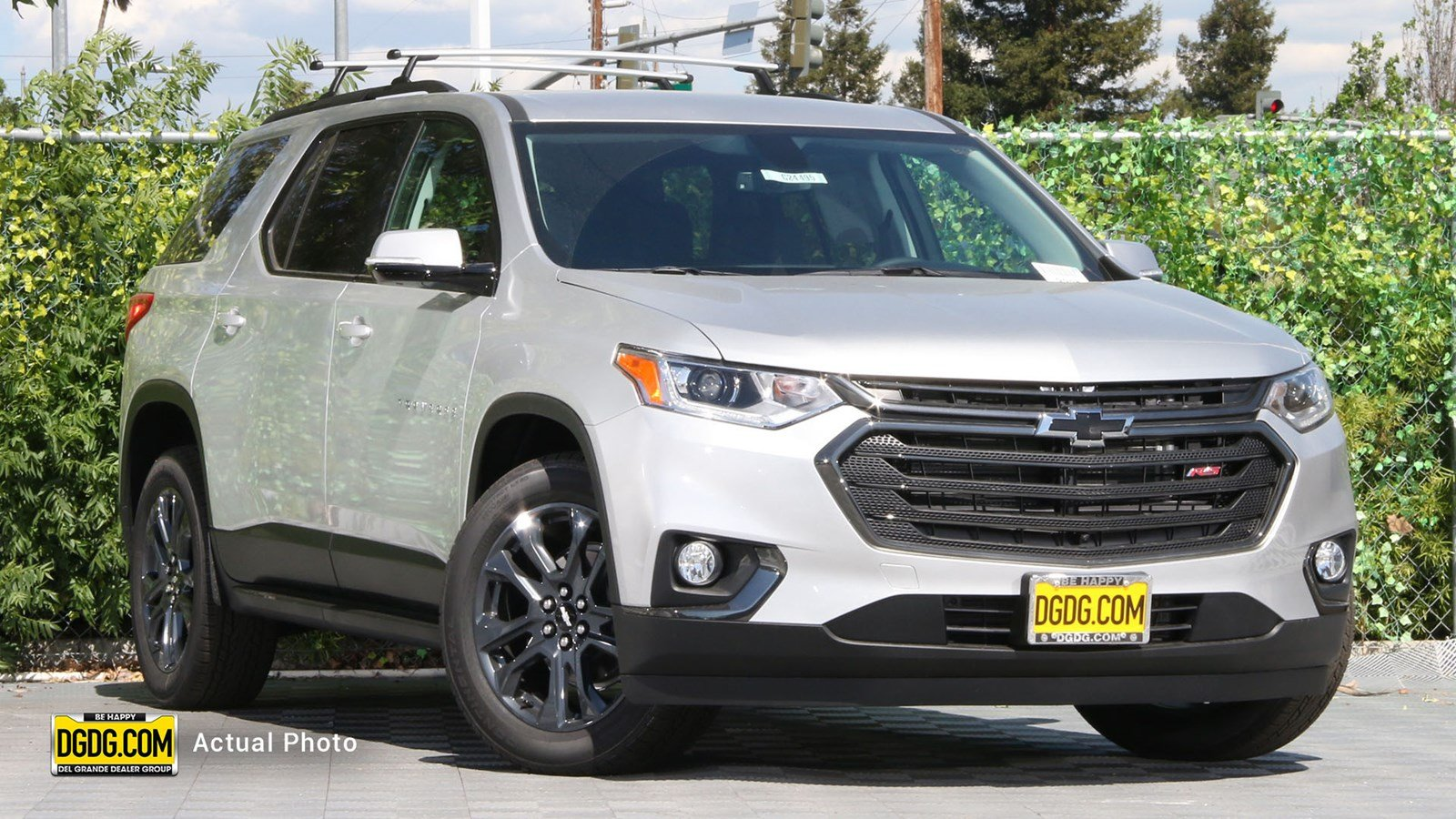 2019 Chevrolet Traverse: Design, Specs, Price >> 2019 Chevrolet Traverse Rs Fwd Sport Utility