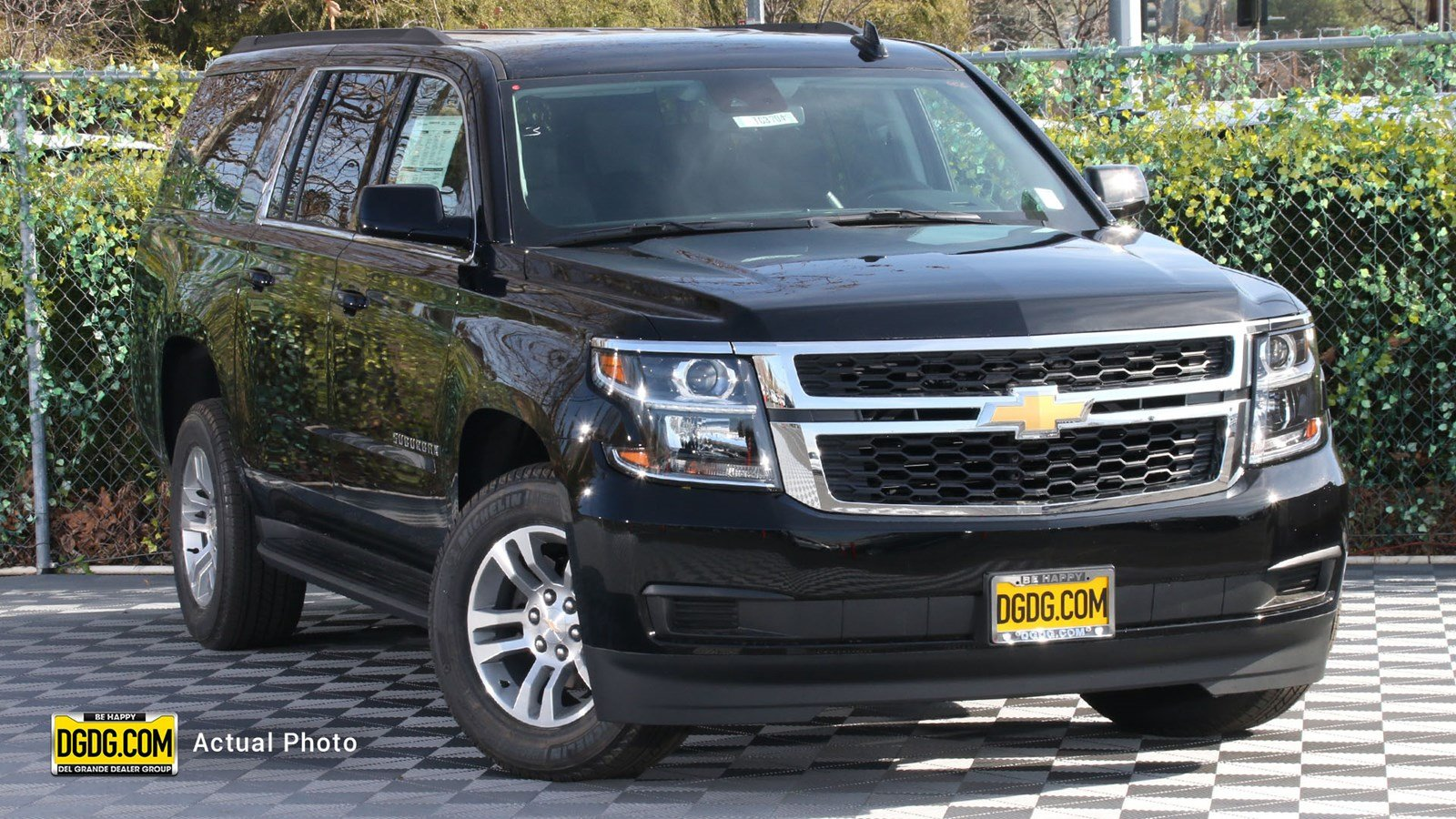 New 2020 Chevrolet Suburban LS