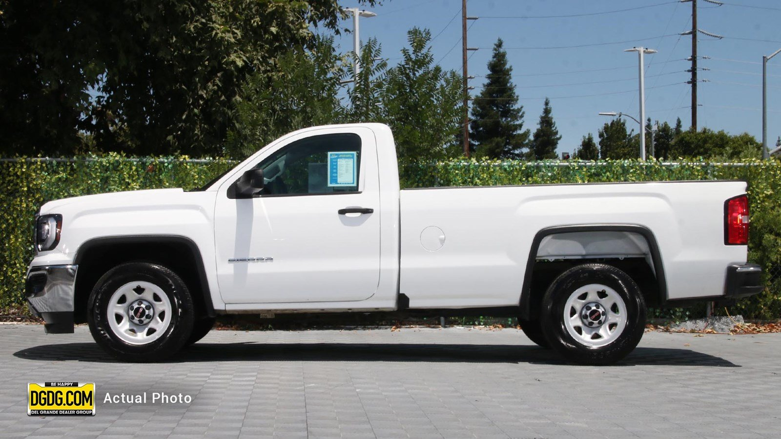 Certified Pre-Owned 2018 GMC Sierra 1500 Base
