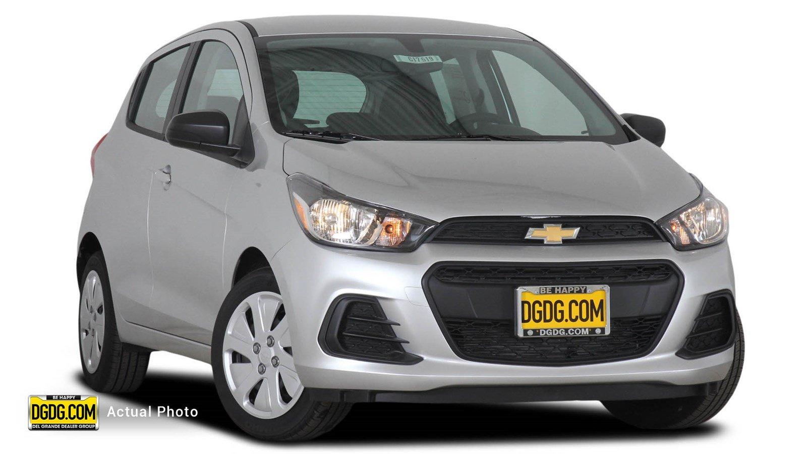 new 2017 chevrolet spark ls hatchback in san jose c17519 capitol chevrolet. Black Bedroom Furniture Sets. Home Design Ideas
