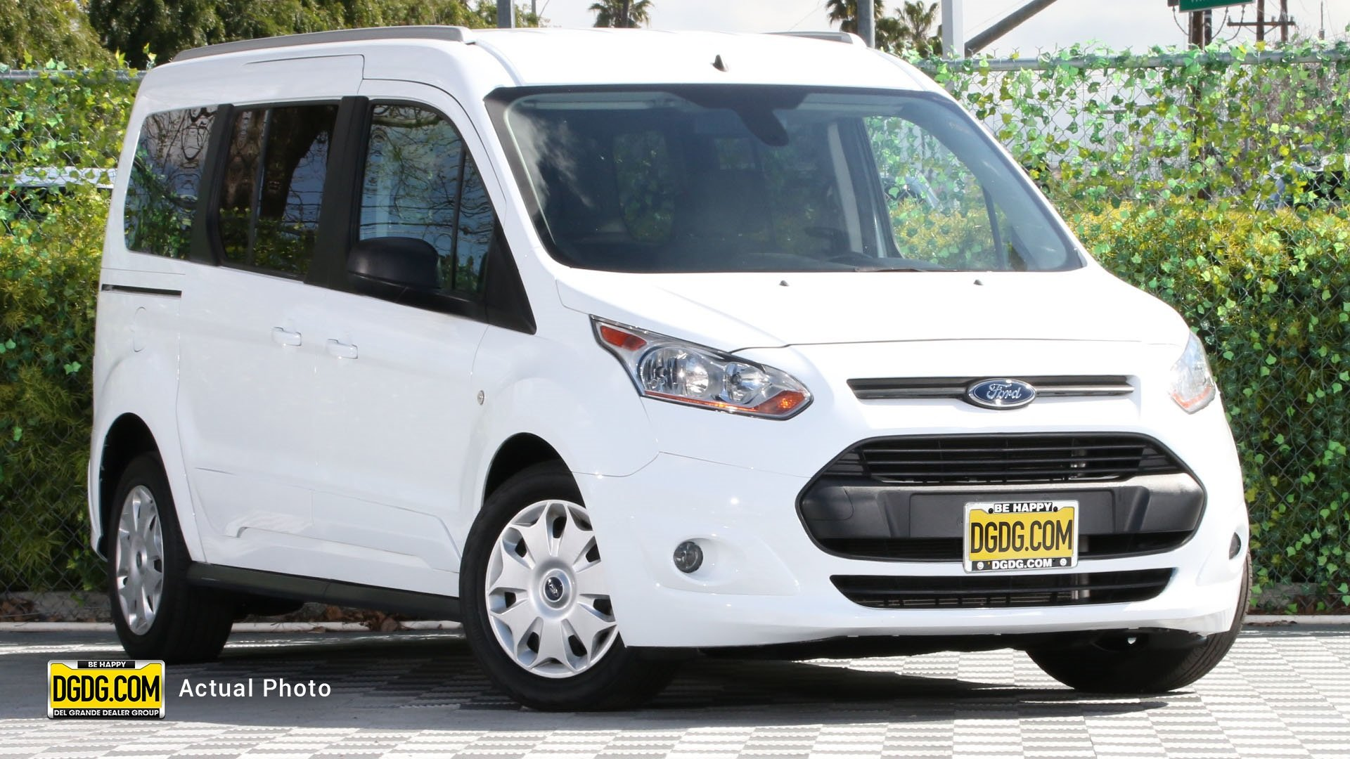Pre Owned 2017 Ford Transit Connect Xlt 4d Wagon In San Jose
