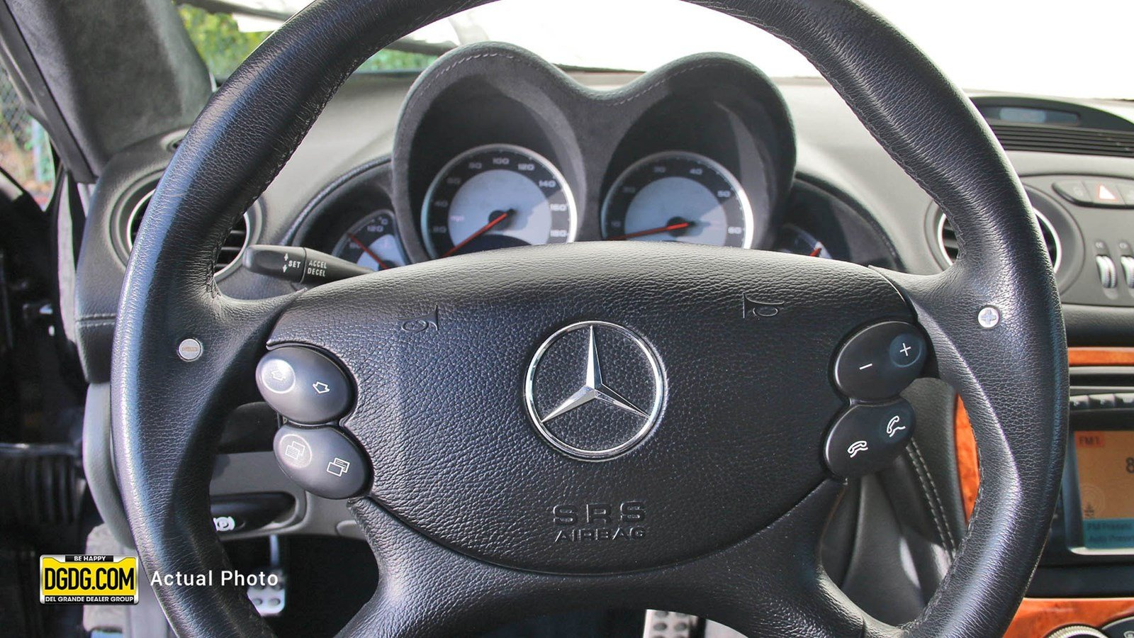 Pre-Owned 2003 Mercedes-Benz SL-Class SL 55 AMG®