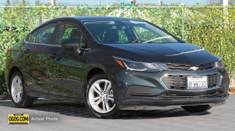 2018 Chevrolet Cruze LT FWD 4D Sedan