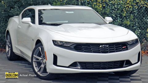 New 2021 Chevrolet Camaro 1LT