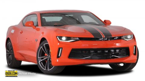 2018 Chevrolet Camaro 2LT Hot Wheels Edition RWD 2dr Car