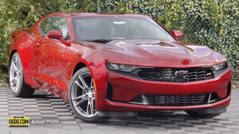 New 2021 Chevrolet Camaro 2LT