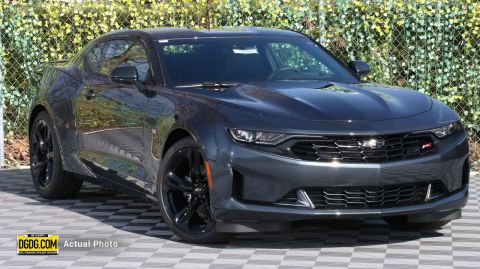 New 2020 Chevrolet Camaro 3LT