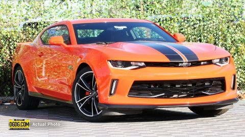 New 2018 Chevrolet Camaro 2LT Hot Wheels Edition