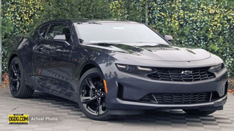 New 2021 Chevrolet Camaro LT1