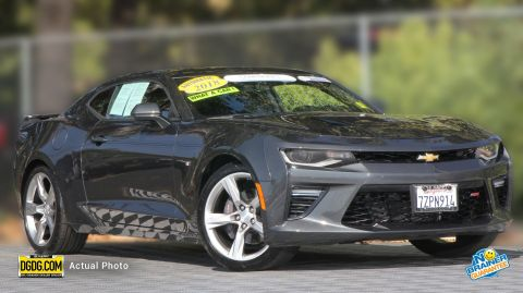Certified Pre-Owned 2018 Chevrolet Camaro SS