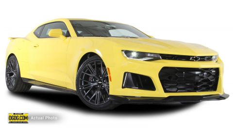 New 2018 Chevrolet Camaro ZL1