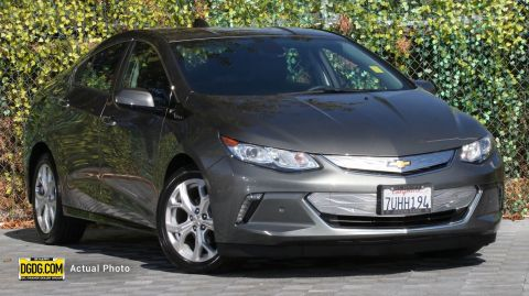 Certified Pre-Owned 2017 Chevrolet Volt Premier