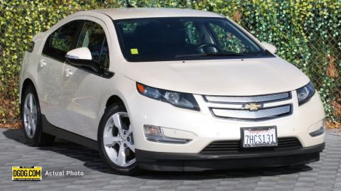 Certified Pre-Owned 2014 Chevrolet Volt Base