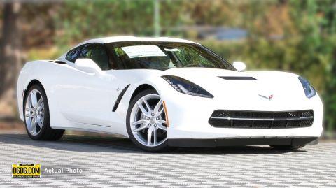 2019 Chevrolet Corvette 1LT RWD 2dr Car