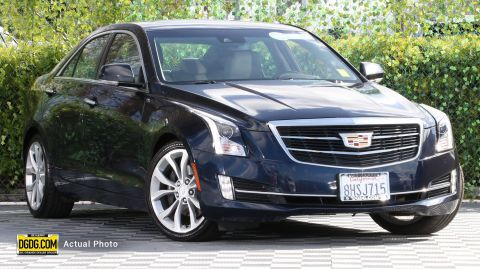 2016 Cadillac ATS 2.0L Turbo Performance RWD 4D Sedan
