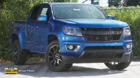 2019 Chevrolet Colorado 4WD LT 4WD