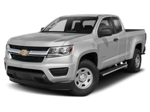 2019 Chevrolet Colorado 4WD Z71 4WD