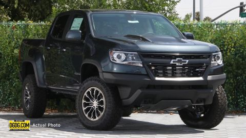 2019 Chevrolet Colorado 4WD ZR2 4WD