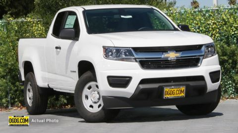 2019 Chevrolet Colorado 2WD Work Truck RWD Extended Cab Pickup