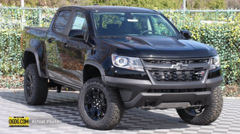 2020 Chevrolet Colorado 4WD ZR2 4WD