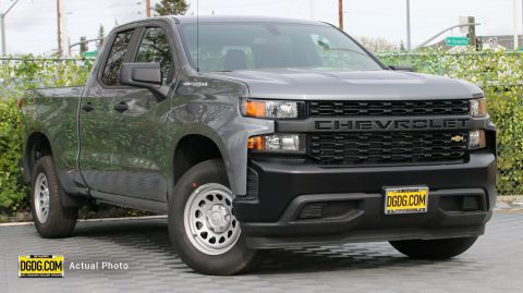 2019 Chevrolet Silverado 1500 Work Truck RWD Extended Cab Pickup