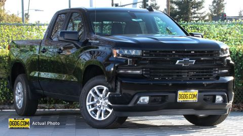 2019 Chevrolet Silverado 1500 RST RWD Extended Cab Pickup