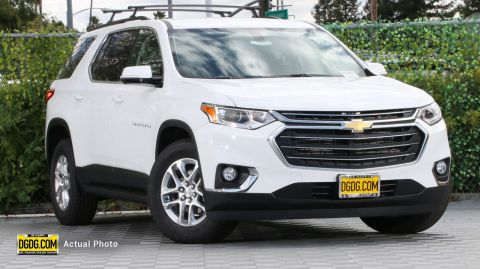 2019 Chevrolet Traverse LT Cloth FWD Sport Utility