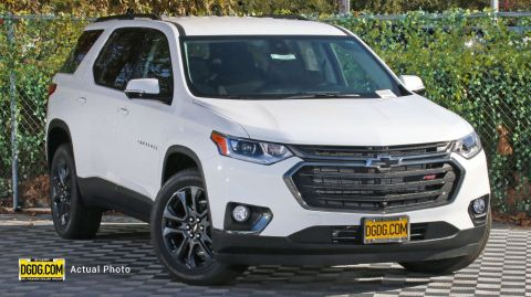 2020 Chevrolet Traverse RS With Navigation