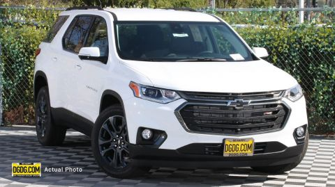 2020 Chevrolet Traverse RS With Navigation & AWD