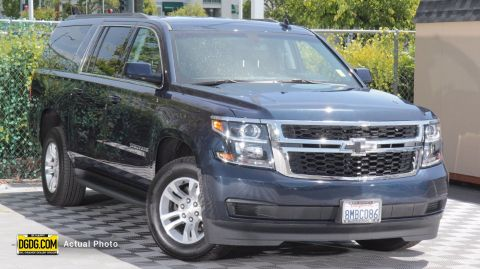 Pre-Owned 2020 Chevrolet Suburban LS