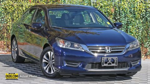 2013 Honda Accord LX FWD 4D Sedan