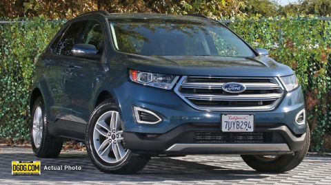 2016 Ford Edge SEL FWD 4D Sport Utility