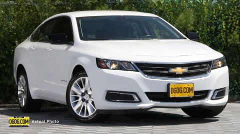 Pre-Owned 2017 Chevrolet Impala LS