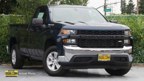 2019 Chevrolet Silverado 1500 Work Truck RWD Regular Cab Pickup