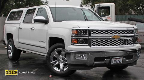 2015 Chevrolet Silverado 1500 LTZ With Navigation
