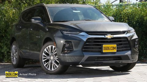 2019 Chevrolet Blazer Premier With Navigation
