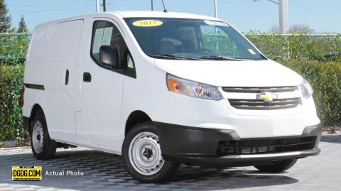 Pre-Owned 2017 Chevrolet City Express 1LS