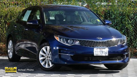 2017 Kia Optima EX FWD 4D Sedan