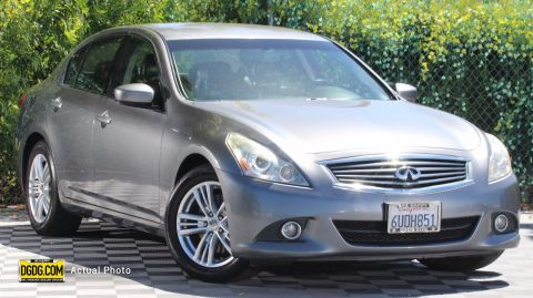 Pre-Owned 2010 INFINITI G37 Journey