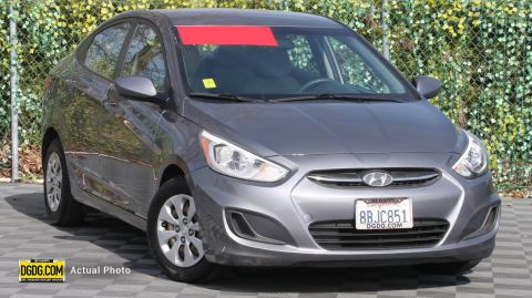 2016 Hyundai Accent SE FWD 4D Sedan