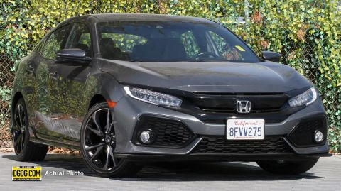 2018 Honda Civic Sport Touring FWD 4D Hatchback